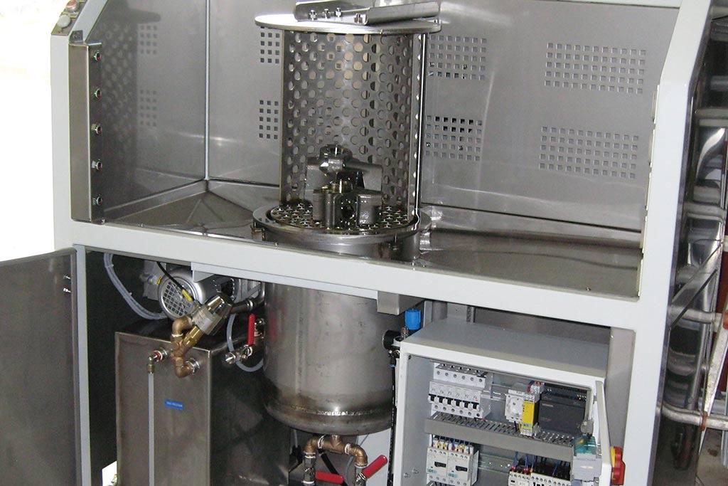 Vakuumkonservierung für Robotor Automatisierung